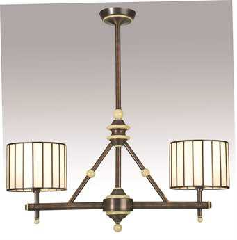 Meyda Tiffany Revolution Two-Light Island Light MY98366