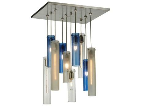 Meyda Tiffany Cilindro Ten-Light Shower Pendant MY135045