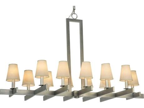 Meyda Tiffany Dante 12-Light 48'' Wide Island Light MY124453