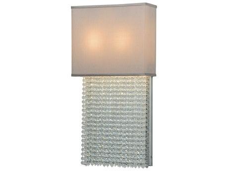 Meyda Tiffany Francesca Two-Light Wall Sconce