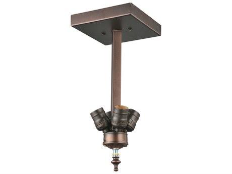 Meyda Tiffany Mission Two-Light Flush mount