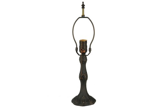 Meyda Tiffany Pompeii & Fig Harp Table Lamp Base
