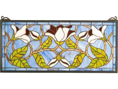 Meyda Glass Wall Art