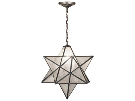 Meyda Tiffany Moravian Star Seedy Pendant MY21211