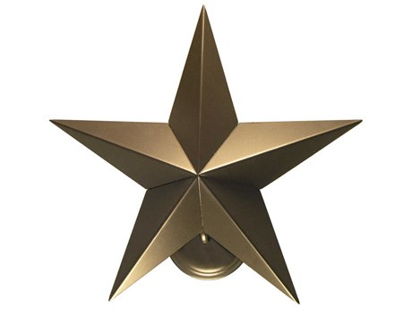 Meyda Tiffany Texas Star Wall Sconce MY11861
