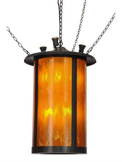 Meyda Tiffany Fulton Prime 11 Light Hanging Outdoor Light My148852
