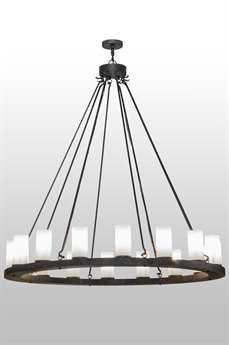 Meyda Tiffany Deina 16-Light 60 Wide Grand Chandelier