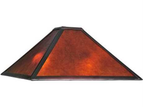 Meyda Tiffany Mission Prime Amber Shade