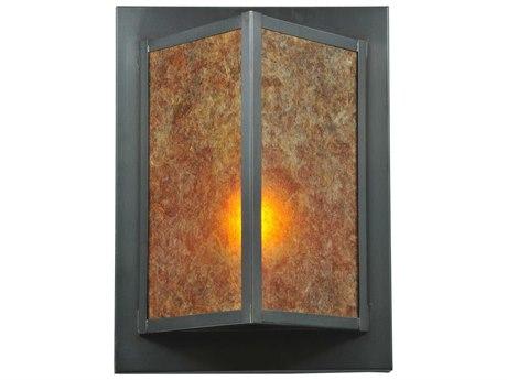 Meyda Tiffany Wedge Outdoor Wall Light