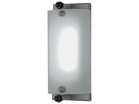 Meyda Tiffany Rectangular with Diffuser Dimmable LED Backplate