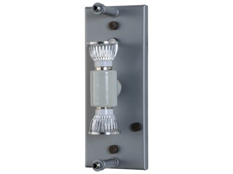Meyda Tiffany LED Two-Light Back Plate