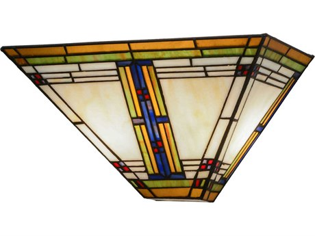 Meyda Tiffany Nevada Two-Light Wall Sconce MY144967