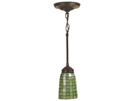 Meyda Tiffany Terra Verde Mini-Pendant Light MY102091