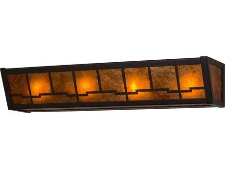 Meyda Tiffany Bungalow Four-Light Vanity Light MY14327