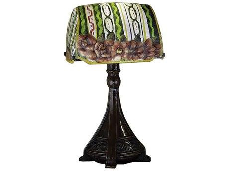 Meyda Lighting Puffy Ravenna Floral Accent Lamp