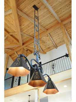 Meyda Tiffany Dacapa Three-Light Island Light MY114321