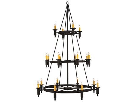 Meyda Tiffany Carella 3 Tier 20-Light 60 Wide Grand Chandelier MY115722