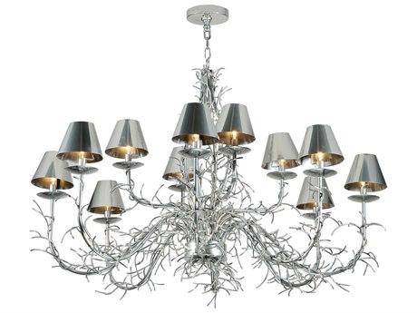 Meyda Tiffany Twig 12-Light 48 Wide Grand Chandelier