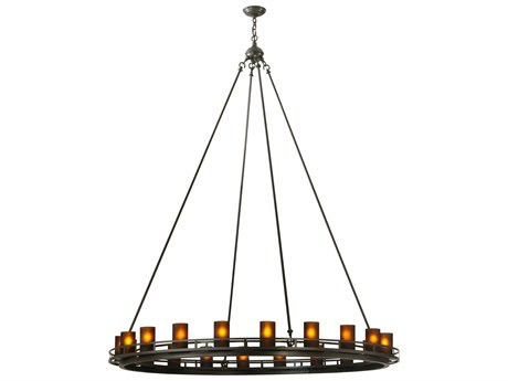 Meyda Tiffany Ring 20-Light 60 Wide Grand Chandelier MY133495