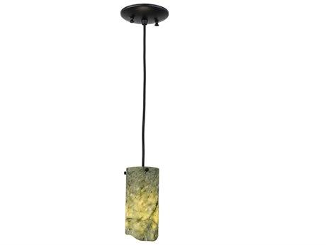 Meyda Tiffany Cilindro Jadestone Mini-Pendant Light MY121526