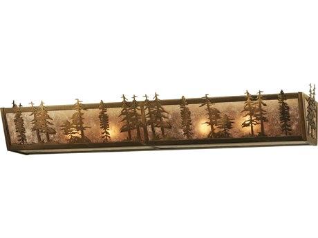 Meyda Tiffany Tall Pines Four-Light Vanity Light MY130857