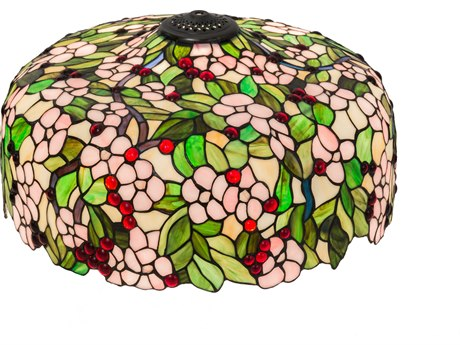 Meyda Tiffany Tiffany Cherry Blossom 20'' Wide Shade