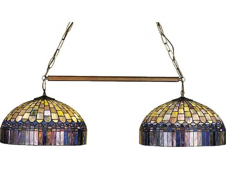 Meyda Tiffany Candice Two-Light Island Light MY28515