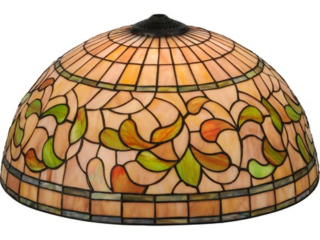Meyda Tiffany Turning Leaf Shade