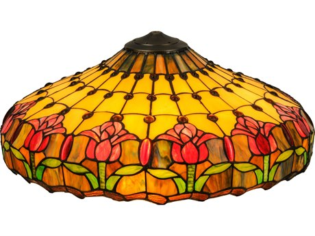 Meyda Tiffany Colonial Tulip Shade