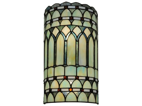 Meyda Tiffany Aello Two-Light Wall Sconce MY134526