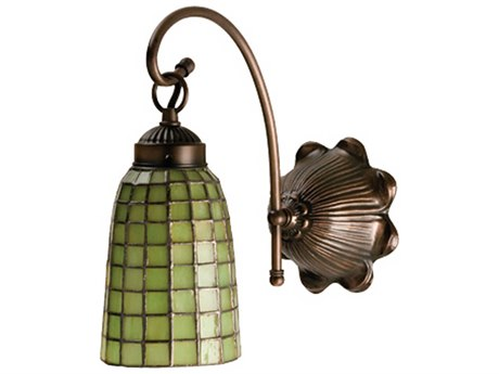 Meyda Tiffany Terra Verde Wall Sconce MY18636