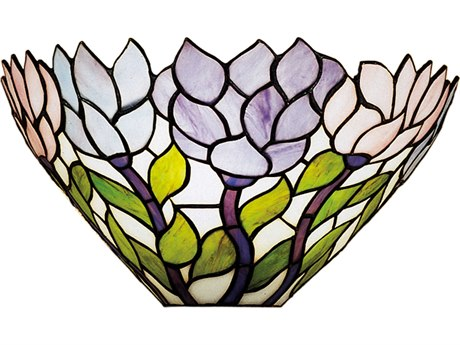 Meyda Tiffany Wisteria Wall Sconce MY28496