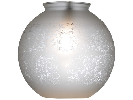 Meyda Tiffany Globe Hand Blown Shade