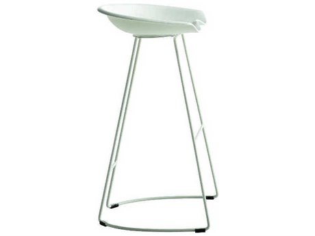 Midj Landi White Counter Stool MIDMDLANDI65