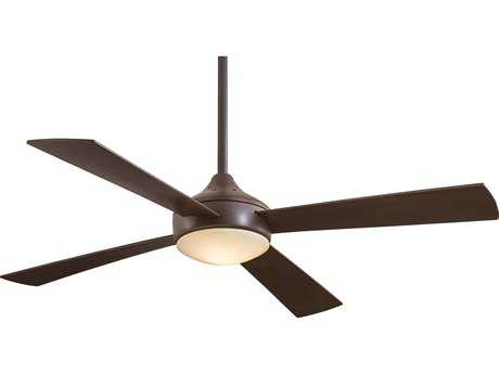 Minka-Aire Aluma Oil Rubbed Bronze 52'' Wide Indoor Ceiling Fan MKAF521ORB