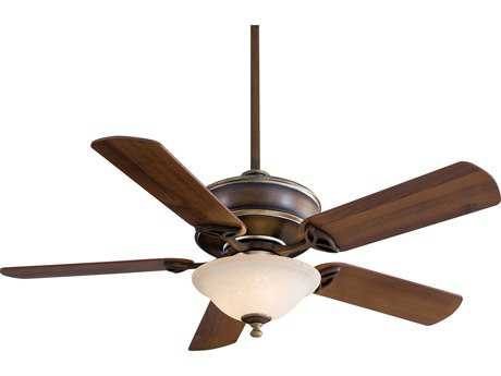 Minka-Aire Bolo Belcaro Walnut Three-Light 52'' Wide Indoor Ceiling Fan MKAF620BCW