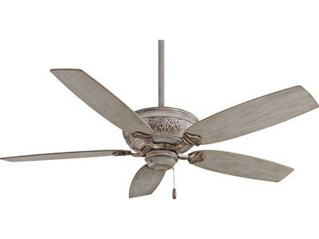 Minka-Aire Classica Driftwood 54'' Wide Indoor Ceiling Fan MKAF659DRF