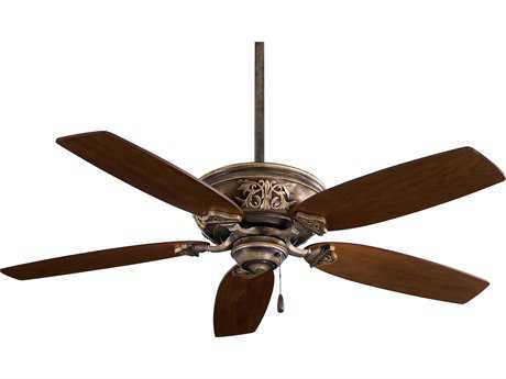 Minka-Aire Classica Patina Iron 54'' Wide Indoor Ceiling Fan MKAF659PI