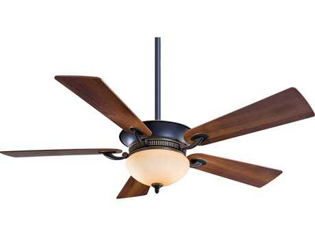 Minka-Aire Delano Dark Restoration Bronze Two-Light 52'' Wide Indoor Ceiling Fan MKAF701DRB