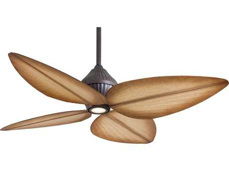 Minka-Aire Gauguin Oil Rubbed Bronze 52'' Wide Indoor Ceiling Fan MKAF581ORB