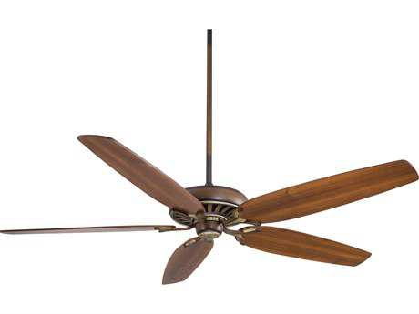 Minka-Aire Great Room Traditional Belcaro Walnut 72'' Wide Indoor Ceiling Fan MKAF539BCW