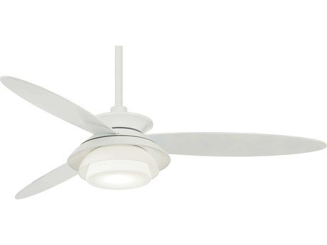 Minka-Aire White 56'' Wide LED Indoor Ceiling Fan
