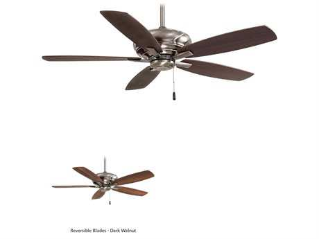 Minka-Aire Kola Pewter 52'' Wide Indoor Ceiling Fan