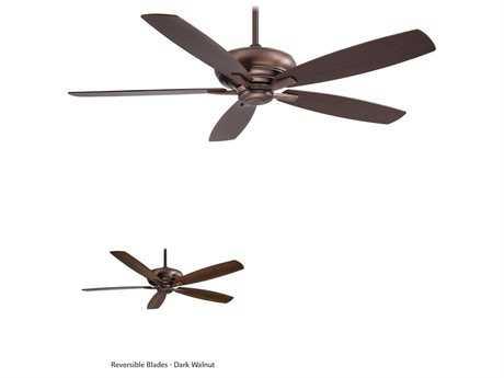 Minka-Aire Kola-XL Dark Brushed Bronze 60'' Wide Indoor Ceiling Fan