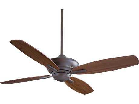Minka-Aire New Era Oil Rubbed Bronze 52'' Wide Indoor Ceiling Fan