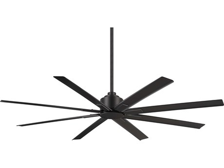 Minka-Aire Coal 65'' Wide Outdoor Ceiling Fan