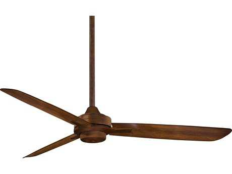 Minka-Aire Rudolph Distressed Koa 52'' Wide Indoor Ceiling Fan MKAF727DK