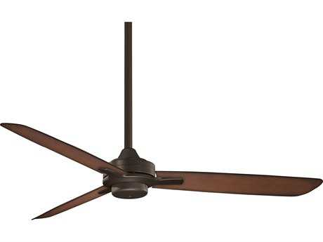 Minka-Aire Rudolph Oil Rubbed Bronze 52'' Wide Indoor Ceiling Fan MKAF727ORB