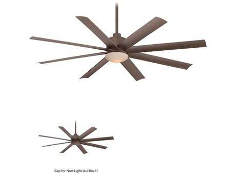 Minka-Aire Slipstream Oil Rubbed Bronze 65'' Wide Indoor Ceiling Fan