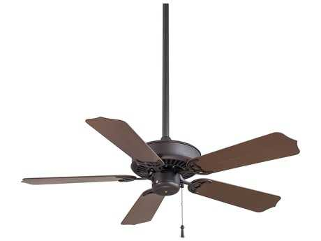 Minka-Aire Sundance Oil Rubbed Bronze 42'' Wide Outdoor Ceiling Fan